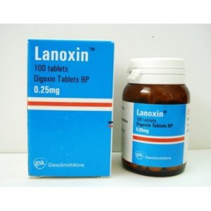 Lanoxin Tablets (Digoxin Tablets)